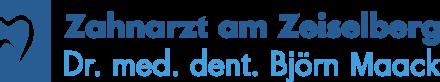Zahnarzt am Zeiselberg Logo